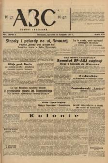 ABC : nowiny codzienne. 1937, nr373 A