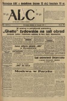 ABC : nowiny codzienne. 1937, nr377 A