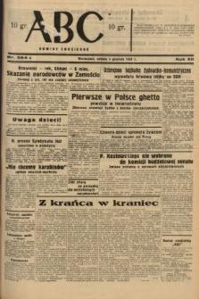 ABC : nowiny codzienne. 1937, nr384 A