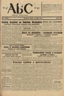 ABC : nowiny codzienne. 1937, nr395 A