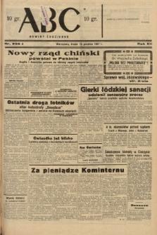 ABC : nowiny codzienne. 1937, nr396 A