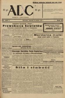 ABC : nowiny codzienne. 1937, nr397 A