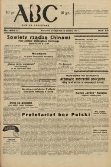 ABC : nowiny codzienne. 1937, nr402 A