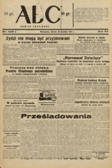 ABC : nowiny codzienne. 1937, nr408 A