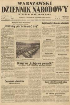 Warszawski Dziennik Narodowy. 1935, nr16 A