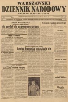 Warszawski Dziennik Narodowy. 1935, nr31 B