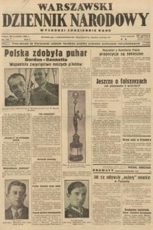 Warszawski Dziennik Narodowy. 1935, nr116 A