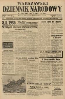 Warszawski Dziennik Narodowy. 1936, nr36 A
