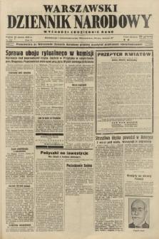 Warszawski Dziennik Narodowy. 1936, nr79 A [skonfiskowany]