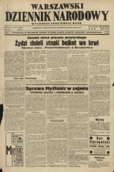 Warszawski Dziennik Narodowy. 1936, nr175 A
