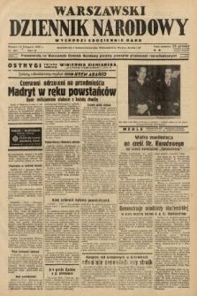 Warszawski Dziennik Narodowy. 1936, nr309 A