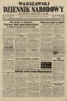 Warszawski Dziennik Narodowy. 1936, nr312 A