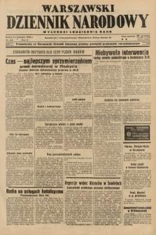 Warszawski Dziennik Narodowy. 1936, nr313 A