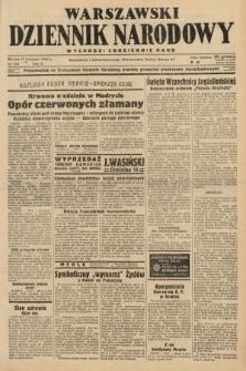 Warszawski Dziennik Narodowy. 1936, nr316 A