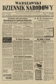 Warszawski Dziennik Narodowy. 1936, nr317 A [skonfiskowany]