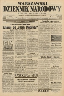 Warszawski Dziennik Narodowy. 1936, nr318 A