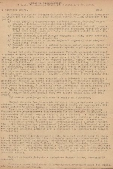 Biuletyn Informacyjny Związku Zawodowego Literatów Polskich w Krakowie. 1947, nr2