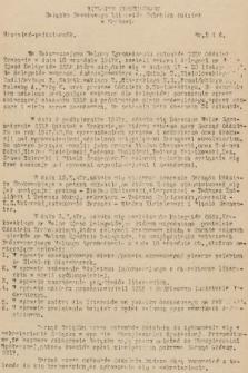 Biuletyn Informacyjny Związku Zawodowego Literatów Polskich Oddział w Krakowie. [1947], nr5 i 6