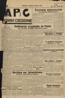 ABC : nowiny codzienne. 1936, nr2
