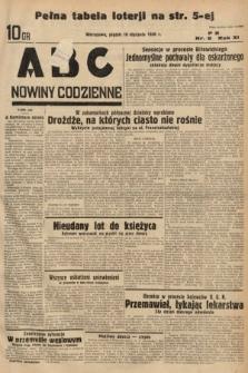 ABC : nowiny codzienne. 1936, nr9