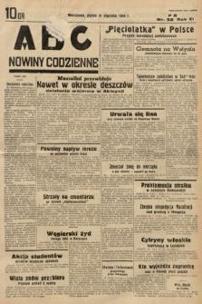 ABC : nowiny codzienne. 1936, nr32