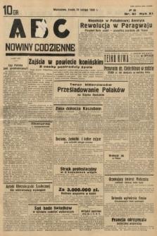 ABC : nowiny codzienne. 1936, nr51