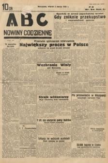 ABC : nowiny codzienne. 1936, nr64
