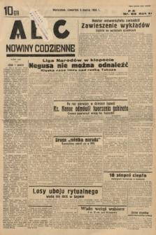 ABC : nowiny codzienne. 1936, nr66