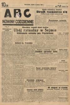 ABC : nowiny codzienne. 1936, nr67