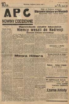 ABC : nowiny codzienne. 1936, nr70