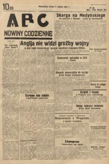 ABC : nowiny codzienne. 1936, nr73