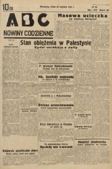 ABC : nowiny codzienne. 1936, nr117 [ocenzurowany]