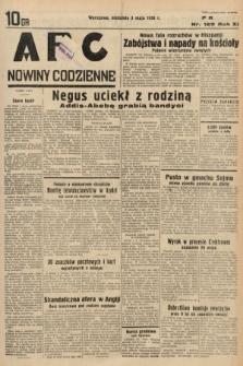 ABC : nowiny codzienne. 1936, nr129