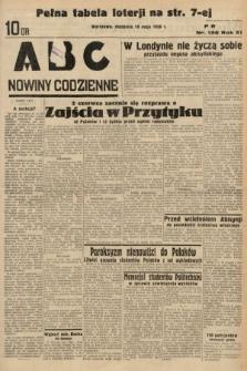 ABC : nowiny codzienne. 1936, nr136