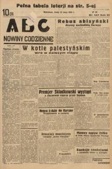 ABC : nowiny codzienne. 1936, nr147