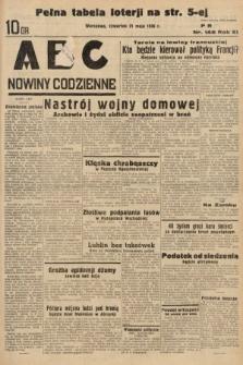 ABC : nowiny codzienne. 1936, nr148