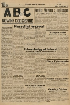 ABC : nowiny codzienne. 1936, nr149