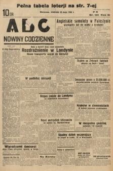 ABC : nowiny codzienne. 1936, nr151