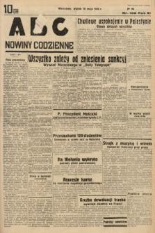 ABC : nowiny codzienne. 1936, nr156