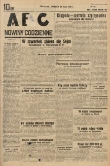 ABC : nowiny codzienne. 1936, nr158