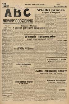 ABC : nowiny codzienne. 1936, nr159