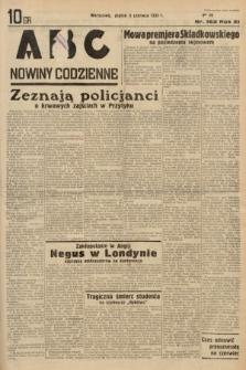 ABC : nowiny codzienne. 1936, nr162