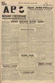 ABC : nowiny codzienne. 1936, nr165