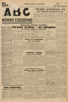ABC : nowiny codzienne. 1936, nr166