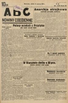 ABC : nowiny codzienne. 1936, nr170