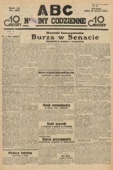 ABC : nowiny codzienne. 1936, nr183