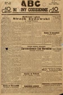 ABC : nowiny codzienne. 1936, nr188
