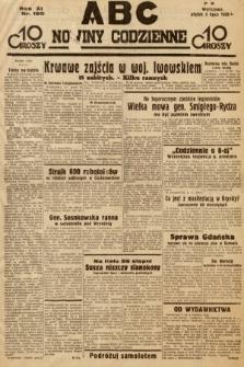 ABC : nowiny codzienne. 1936, nr190