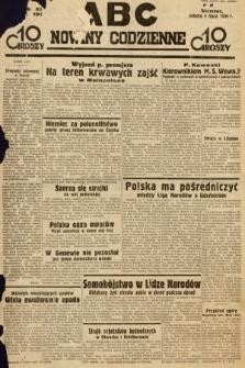 ABC : nowiny codzienne. 1936, nr191