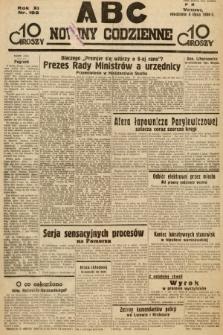 ABC : nowiny codzienne. 1936, nr192